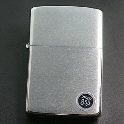 Zippo # 200 Brushed-Chrome 1987 Production From Japan