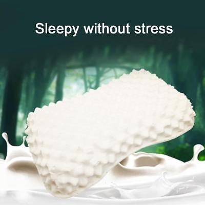 Health Care Memory Foam Cervical Neck Support Pain Release Latex Massage Pillow