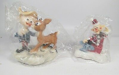 Rudolph And The Island of Misfit Toys Loveable Misfits & Your Friend In the Box
