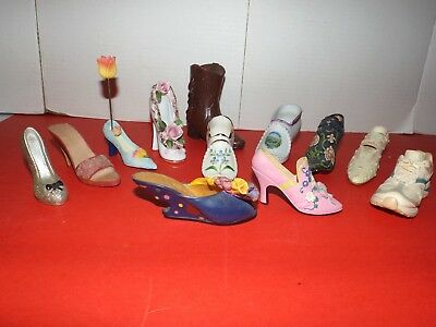 12 Decorative Shoes - 3 Just The Right Shoe