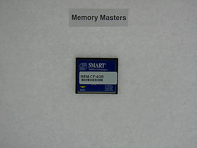 MEM-CF-4GB 4gb Approved COMPACT FLASH Memory for Cisco 1941