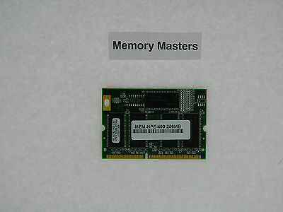 MEM-NPE-400-256MB 256MB Approved DRAM SODIMM MEMORY RAM FOR CISCO 7200 ROUTERS
