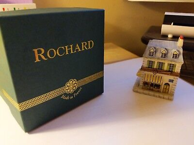 Rochard Limoge Perfume House w/bottles hand painted in France! Beautiful!! Rare!