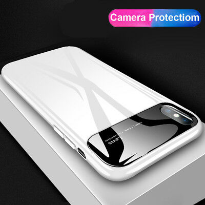 For Apple iPhone XS Max /XR/ 6s 7 8 Plus Armor Case Shockproof Hard Bumper Cover