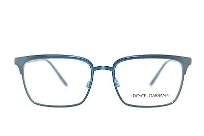 f55cdf4099d New Dolce   Gabbana Dg 1295 1310 Blue Authentic Eyeglasses Frames 53Mm Rx