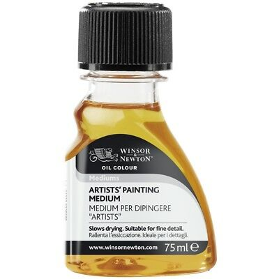 Winsor & Newton Oil Colour Artists' Painting Medium 75ml