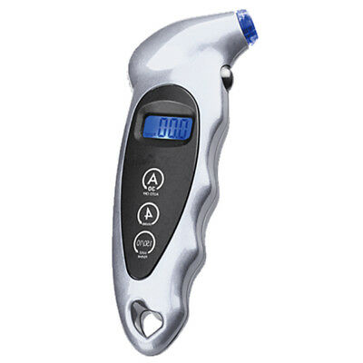 Digital Tire Pressure Gauge 150 PSI Small Monitoring Tool for Cars Motorcycles t