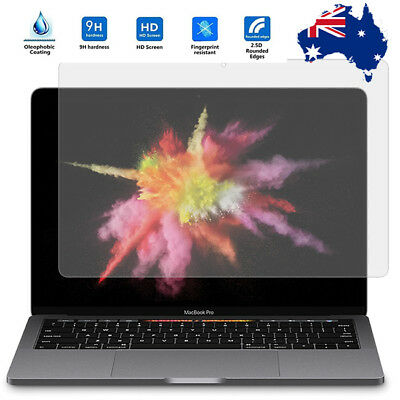 "Anti-Scratch LCD Screen Protector Film Macbook Pro 13"" 2017/2018 Touchbar Retina"