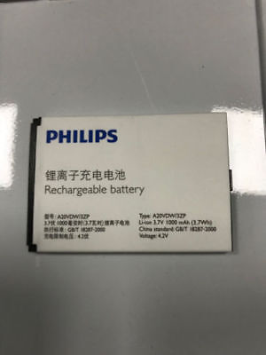 NEW Rechargeable 3.7V 3.7Wh 1000mAh Battery For PHILIPS A20VDW/32P
