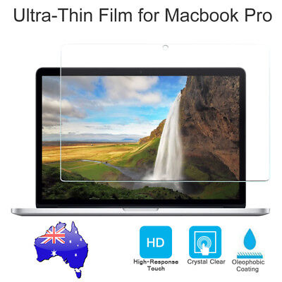 "Premium  Macbook Pro 13"" LCD Screen Protector Film 2017/2018 Touchbar Retina"