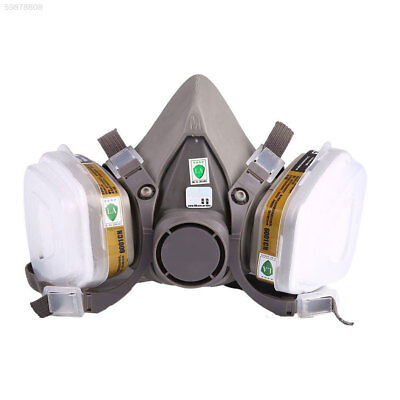 9323 Outdoor 7-in-1 Half Face 6200 Mask Protect For Spraying Respirator Protecti