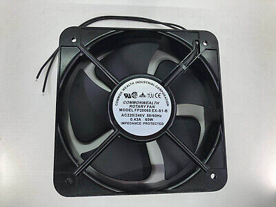 For FP20060 EX-S1-B fan AC220/240V 0.43A 60W 200x200x60mm