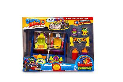 MagicBox Superzings Rivals Of Kaboom Adevnture 2 KABOOM RACE PLAY playset