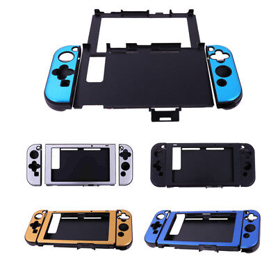 Aluminum Alloy Protective Metal Shockproof Hard Cover Case for Nintendo Switch