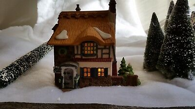 Department 56, Betsey Trotwood's Cottage, rare, first ed., #55506