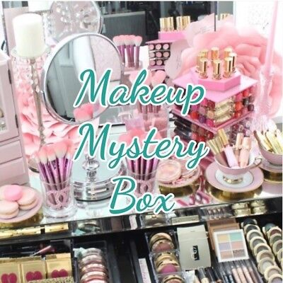 "MAKE-UP BEAUTY ""MYSTERY"" BOX  10 teilig alles Neu"