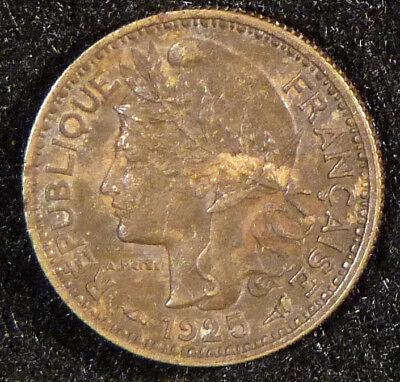 1925 Togo 50 Centimes Coin     F52