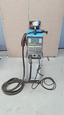 16 Amp Sincosald Novacut 70 Plasma Cutter With Spare Accessories & Trolley Stand