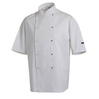 Dennys AFD Chef's Jacket Thermo Cool Ventilation Kitchen Wear (DD08SAFD)