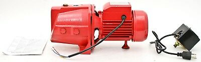 Hallmark 115V/230V 1/2HP 12.5GPM Shallow Well Jet Pump w/ Pressure Switch