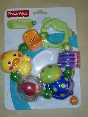 Fisher Price Rasselkette NEU & OVP