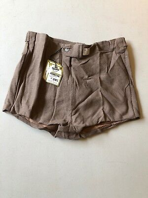 1950s vintage swim suit swim trunks short and tight New unused old stock