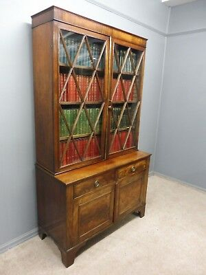 ANTIQUE 19th CENTURY BOOKCASE