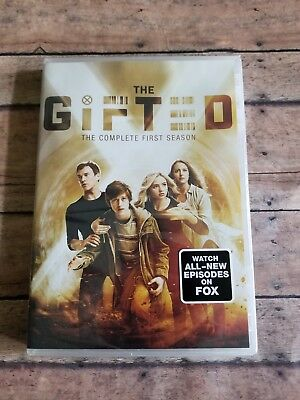 The Gifted:Complete Season One (DVD HD)