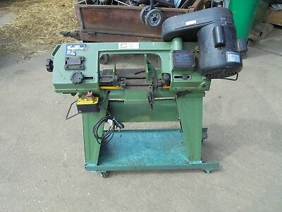 Metal Band Saw made by SIP