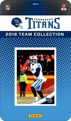 ef41a539 TENNESSEE TITANS 173 Card Team Lot Jersey Refs Xfrs Sns Vars Rookies ...