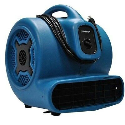 XPOWER P-830 1 HP Air Mover