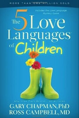 The Five Love Languages Of Children By Gary Chapman E Book [Reprint ed.]