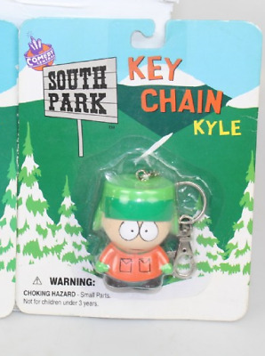 Key Chain KYLE South Park Comedy Central 1998 MISP-Sealed