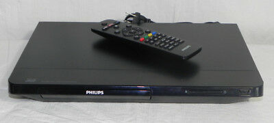 Philips 3D Blu-ray / DVD Player with built-in WiFi / APPs W/ Remote BDP2285/F7