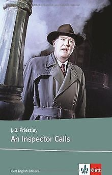 An Inspector Calls by Priestley, J. B. | Book | condition good