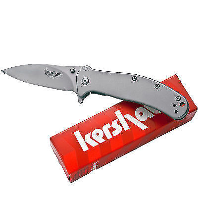 Kershaw Zing 1730SS folding pocket knife frame lock speed assisted opener NEW