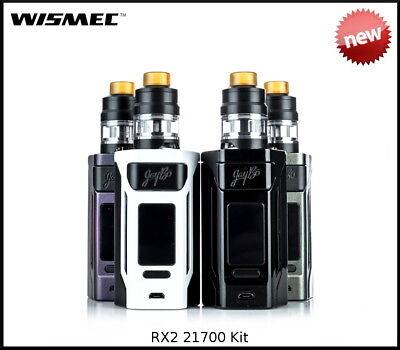 NEW Wismec Reuleaux RX2 21700 - 230W Kit - 100% Authentic