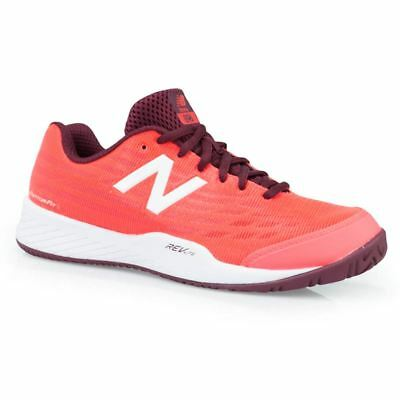 New Balance Womens wch896v2 Low Top Lace Up Running Sneaker