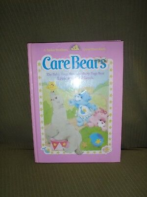 Parker Brothers Care Bears Look And Find Hugs and Tugs Book