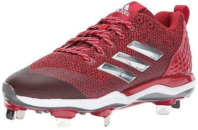 Adidas Chaussures Athlétiques Couleur Rouge Power Red, Silver Met., Ftwr White T