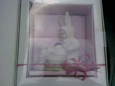 Snowbunnies Dept 56 Help Me Hide The Eggs 1994 Figure With Box