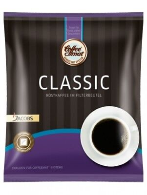 Jacobs / Coffeemat Classic 1/1 Volle Kanne