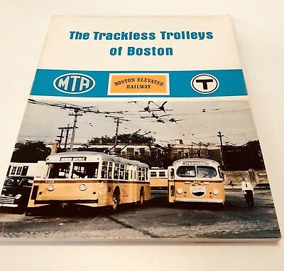 The Trackless Trolleys of Boston (1970) MBTA Elevated Railway
