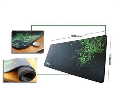 700*300*3MM Razer Goliathus Rubber Mantis Speed Game Mouse Pad Mat Large XL Size