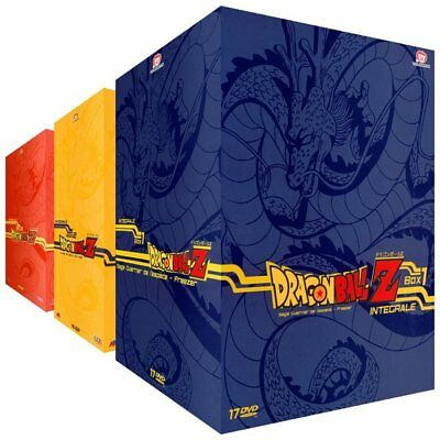 DVD - Dragon Ball Z - Intégrale Collector - 3 Coffrets (43 DVD)