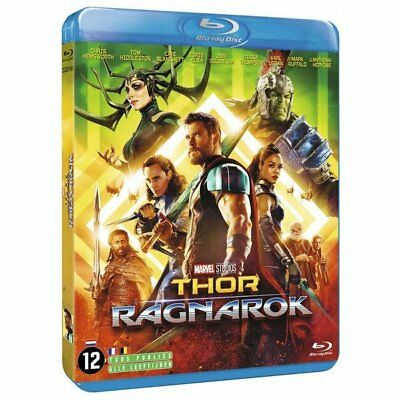 Blu-ray - Thor : Ragnarok - Chris Hemsworth, Tom Hiddleston, Jaimie Alexander, C