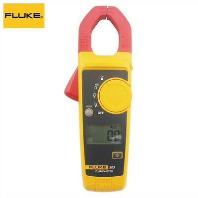 Fluke 303 Pince Multimètre Ac / Dc Handheld 600A 30Mm 4000Ω Avec Rétro-Éclair