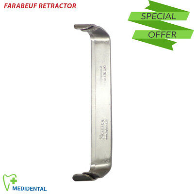 Farabeuf Tissue Retractor Oral Surgery Cheek-Lip Retractors Surgical Instruments