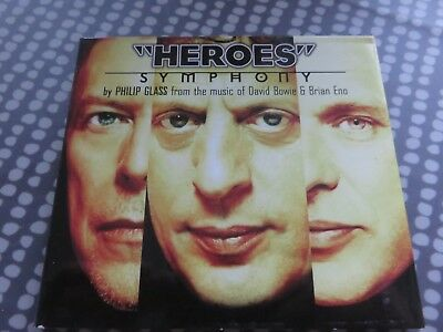 Philip Glass (David Bowie) - Heroes Symphony - Card Type Case Lovely L@@K