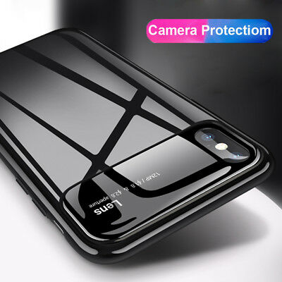 For iPhone Xs Max/Xr/X 7 8 6 Plus Armor Case Shockproof Hard Bumper Hybrid Cover